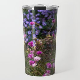 The Blue and the Violet Travel Mug