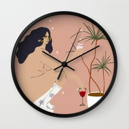 2018 Wall Clock