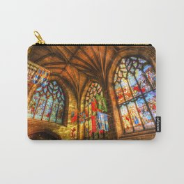 Evening Sun Cathedral Carry-All Pouch