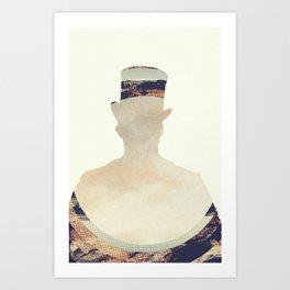 Divide_ Art Print