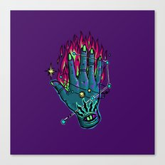 Hand of Glory Canvas Print