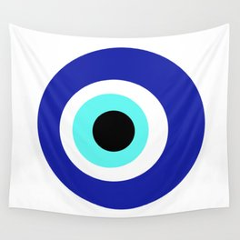 Blue Eye Wall Tapestry