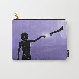Crown Chakra. Carry-All Pouch