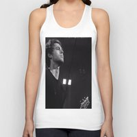luke hemmings Tank Tops featuring L HEMMINGS CLEVELAND by Halle