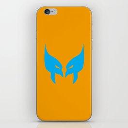 Wolverine Mask iPhone Skin