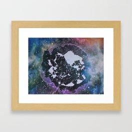 Svemir Framed Art Print