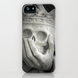 Death at Hand iPhone Case