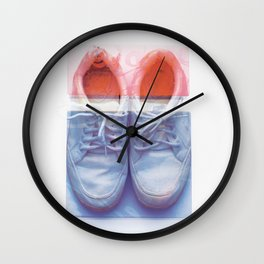 Shoe_Box Wall Clock