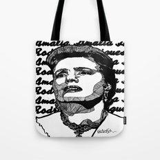 Fado Amalia 2 Tote Bag