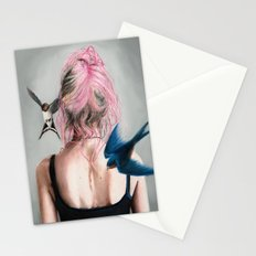 Swallows Stationery Cards