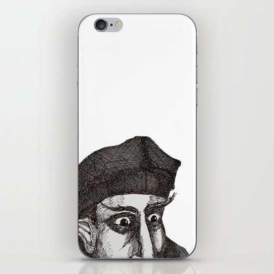 Nosferatu iPhone & iPod Skin