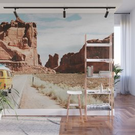 Van Life / Utah Wall Mural