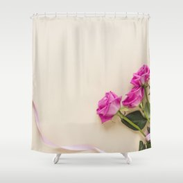 Floral Art #7 Shower Curtain