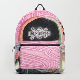 Native American Bear Backpack