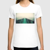 sublime T-shirts featuring suspension bridge by Sookie Endo