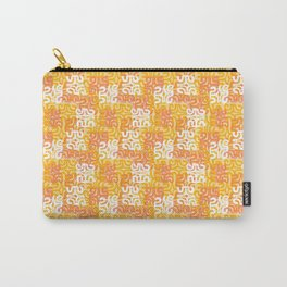 Swanky Mo Citrus Carry-All Pouch