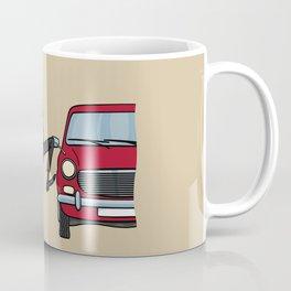 Basil's Fury Coffee Mug