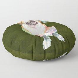 Welsh Corgi Floor Pillow