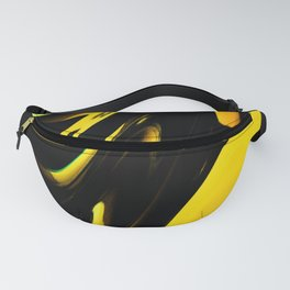 Golden Slime Fanny Pack