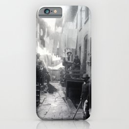 Jacob Riis Bandit's Roost iPhone Case