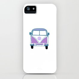 Retro Van iPhone Case