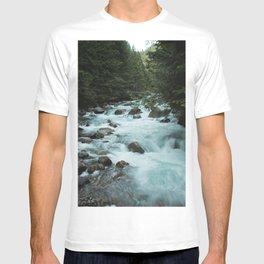Pacific Northwest River II T-shirt