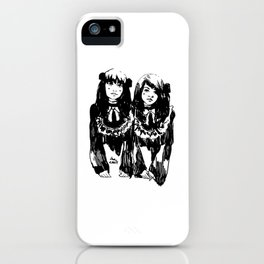 Sis iPhone Case