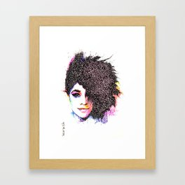 LIANNE LA HAVAS Framed Art Print