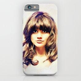 Linda Ronstadt, Music Legend iPhone Case