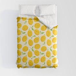 Happy Lemons Comforters