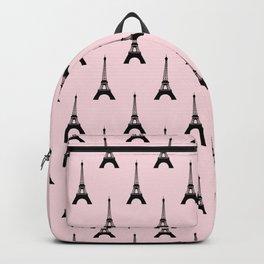 Eiffel Tower Backpack