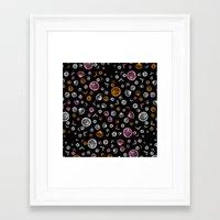 pasta Framed Art Prints featuring Pasta by Elyse Pilapil