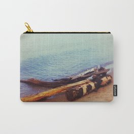 Driftwood at Lake Superior Carry-All Pouch