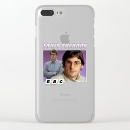 Louis BBC Clear iPhone Case