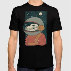 Laika Mens Fitted Tee Black X-LARGE