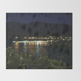 Crete, Greece 11 Throw Blanket