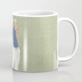 SUMMER GAMES / Golf Coffee Mug