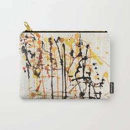 Unique Watercolour Tiger Carry-All Pouch