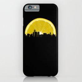 super lemon iPhone Case