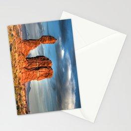 """""""Balanced Glow"""" Stationery Cards"""