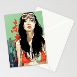 Unreflected Stationery Cards