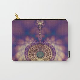 Fractal Abstract 45 Carry-All Pouch