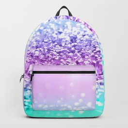 Unicorn Girls Glitter #18 #shiny #decor #art #society6 Backpack