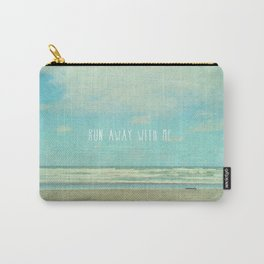 run away with me Carry-All Pouch