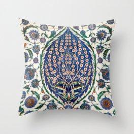 The Turbes of Hagia Sophia, Istanbul, Turkey Throw Pillow