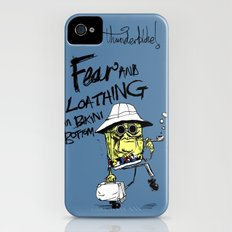 Fear and Loathing in Bikini Bottom iPhone (4, 4s) Slim Case