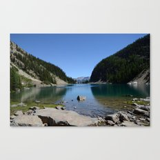 Lake Louise, Canada Canvas Print
