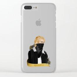 WALDENBECK Clear iPhone Case