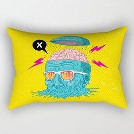Head Melt Rectangular Pillow