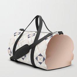 Copper & Marble & Pastel 06 Duffle Bag